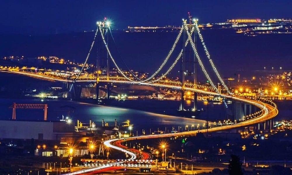 Osmangazi Köprüsü – Türkiye