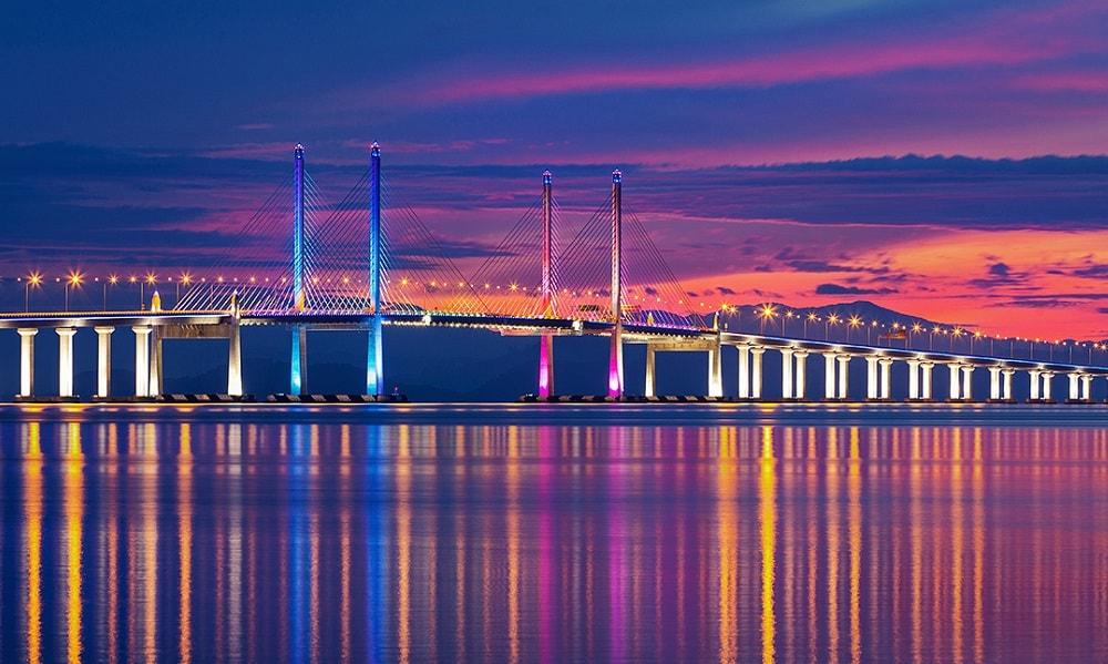 Penang Köprüsü – Malezya