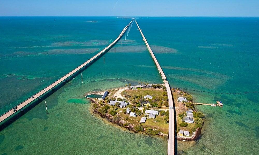 Seven Mile Köprüsü – ABD