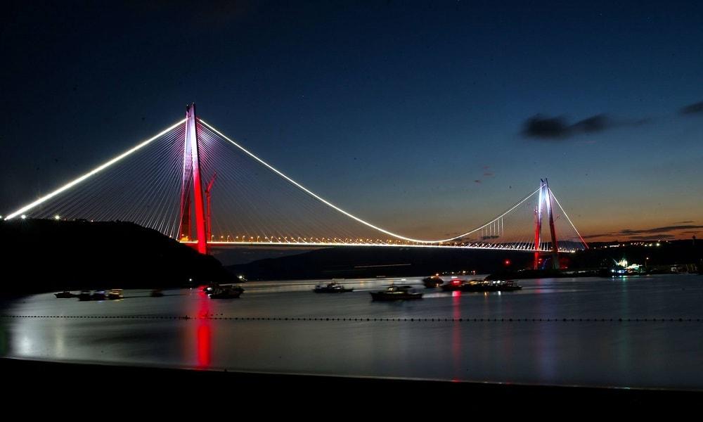 Yavuz Sultan Selim Köprüsü – Türkiye