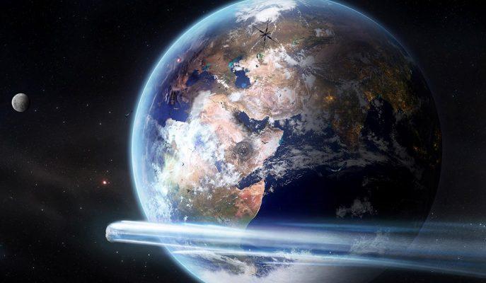 Dünyayı Teğet Geçen Göktaşı Ödümüzü Kopardı!