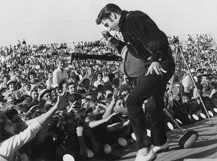 Elvis Presley Konserde