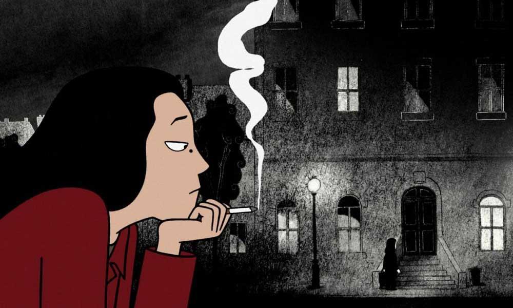 Bugune Kadar Yapilan En Basarili Animasyon Filmlerinden Biri Olan Persepolis Aslinda Bir Otobiyografi Uyarlamasidir Iran Islam Devrimi Ile Degisen