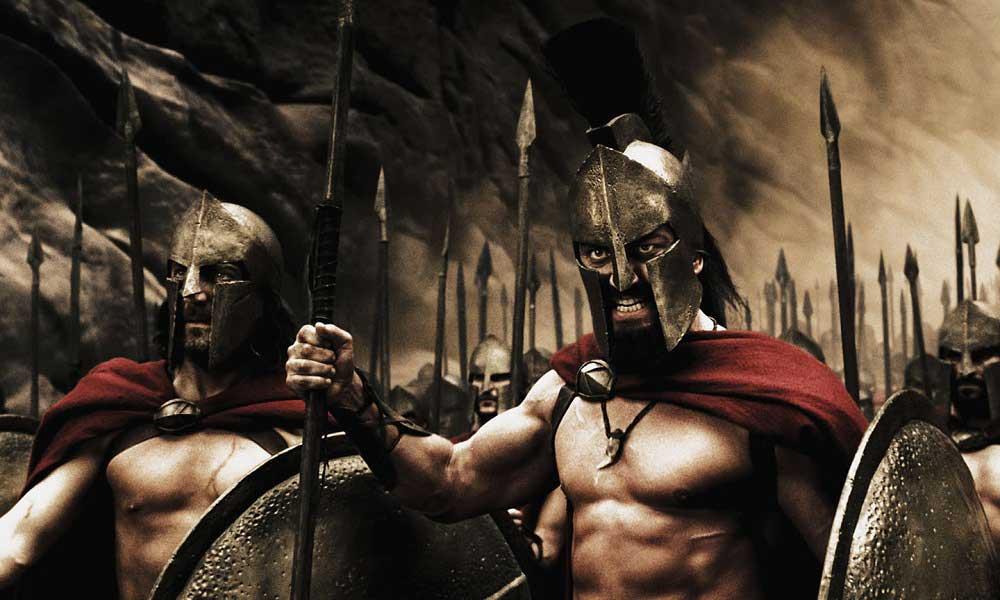 300 Spartalı (300)