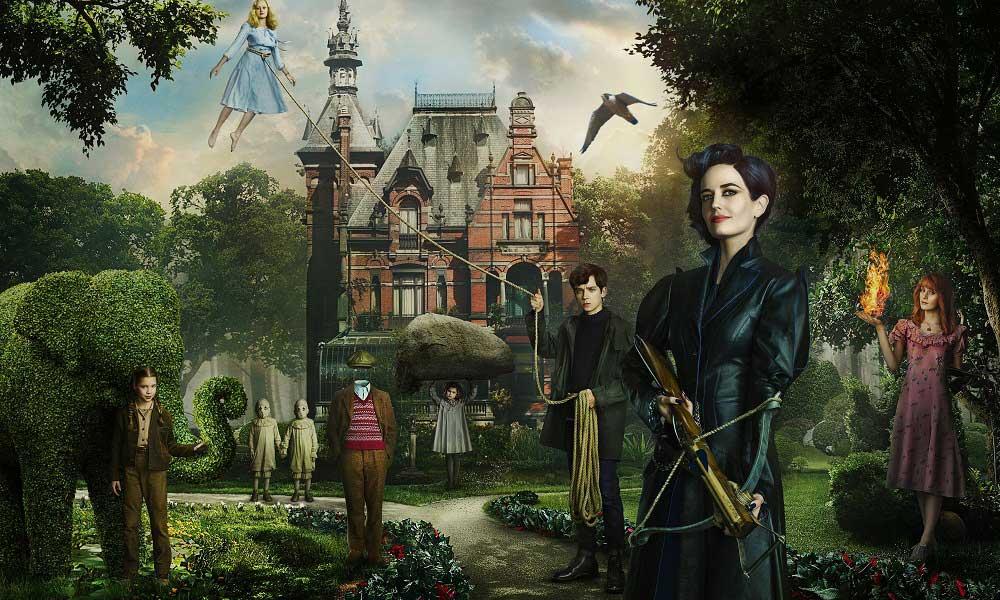 Bayan Peregrine'in Tuhaf Çocukları (Miss Peregrine's Home for Peculiar Children)
