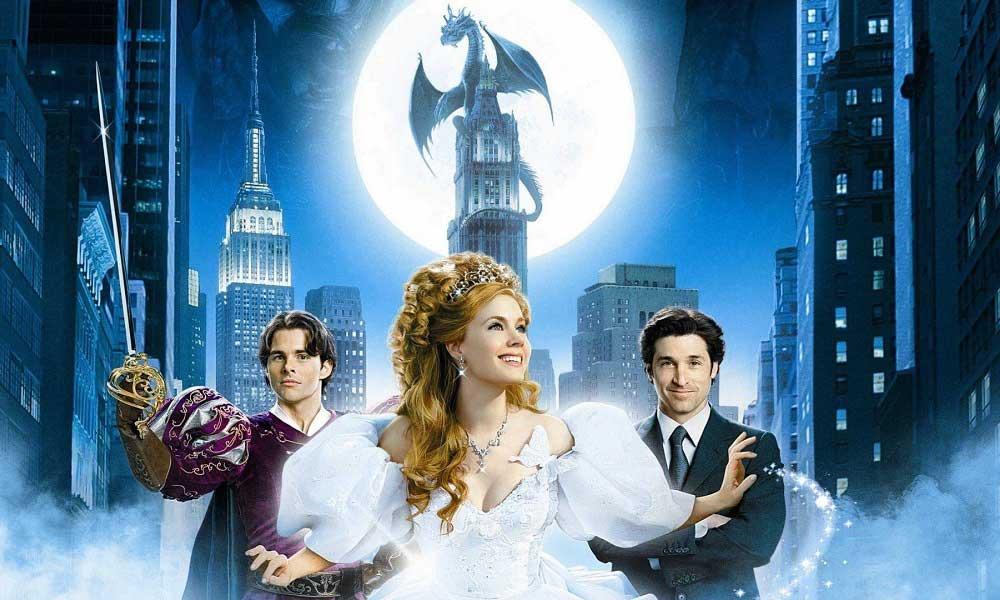Manhattan'da Sihir (Enchanted)