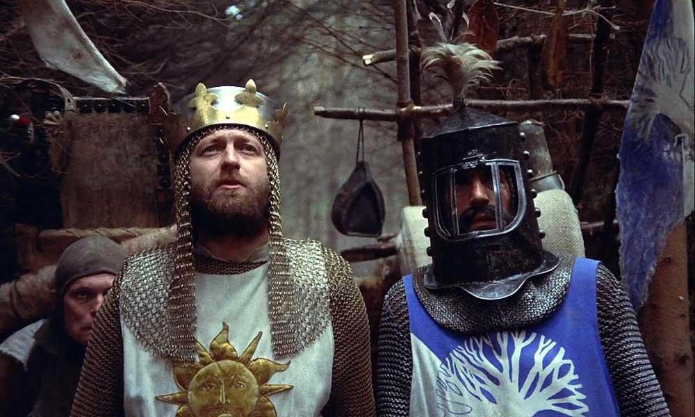 Monty Python ve Kutsal Kase (Monty Python and The Holy Grail)