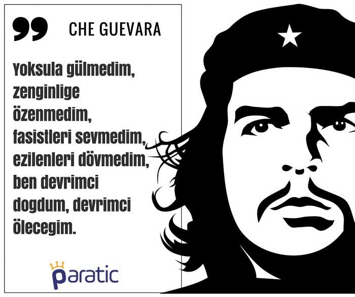 Che Guevara Kimdir Hayatı Kitapları Ve Sözleri Paratic