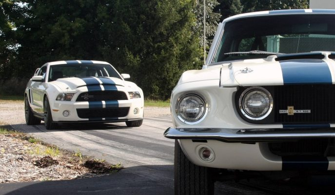 Ford Mustang Fotoğrafları: İlk Üretiminden Son Modele Kadar Tarihsel Liste!