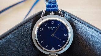 Hermes Cep Saati Koleksiyonuna Deniz Tutkunları için Yeni Bir Tasarım Ekledi