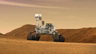 Mars'a Yolculuk: Keşif Aracı Curiosity ile Gerçeğe Yakın Bir Deneyim
