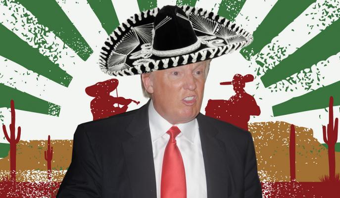 Meksika'nın En Zengini Carlos Slim, Donald Trump ile Fakirleşti!