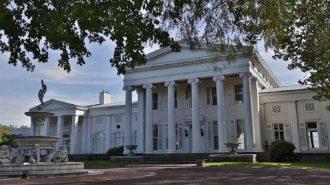 Modern Olanakları ve Tarihi Yapısıyla Amerika'nın Simgesel Malikanesi
