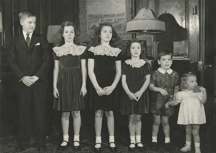 Rockefeller'in Çocukları