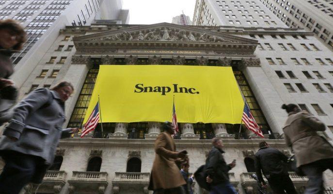 Snapchat Borsaya Girdi ve 24 Saat Sonra Silinmeyecek Hikayeler Yazdı!