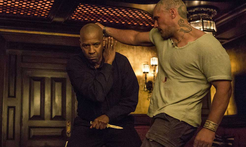 The Equalizer (Adalet – 2014)