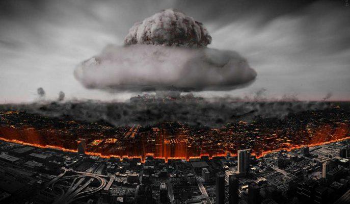 Tüyler Ürperten 10 Nükleer Bomba Patlama Anı Görüntüsü ve Sonuçları