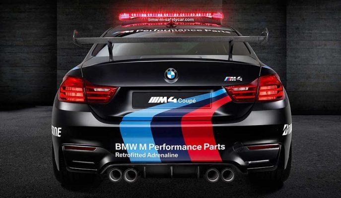 2017 Yeni BMW M4 GTS DTM: MotoGp'nin Sert Polisi