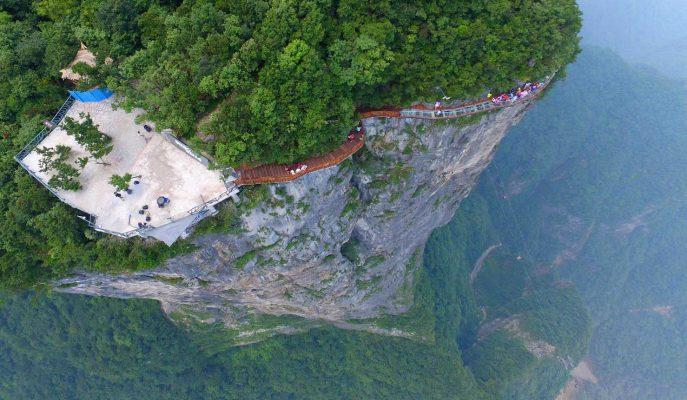 Yükseklik Korkusu Olanlara Bilinç Kaybı Yaşatacak 50 Güzel Fotoğraf