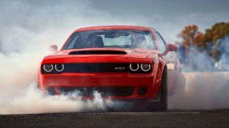 2018 Yeni Dodge Challenger SRT Demon: Drag Pistlerinin En Güçlü Arabası