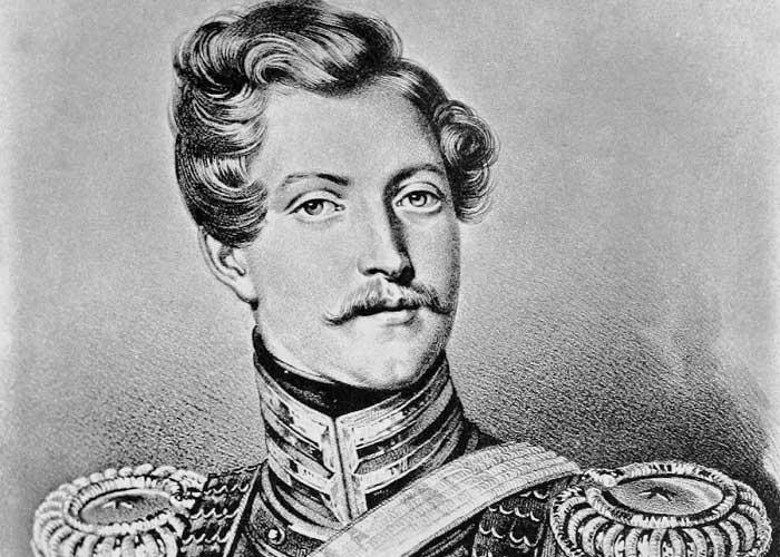 Aleksandr Puşkin'i Öldüren Baron Georges d'Anthès