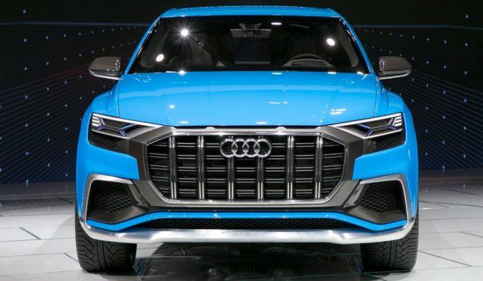 Audi Elektrikli SUV Modeli Q8'i Ne Zaman Çıkartıyor?