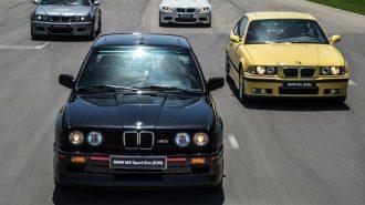 BMW 3 Serisi Fotoğrafları: İlk Üretiminden Son Modele Kadar Tarihsel Liste!