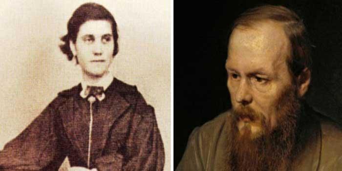 Dostoyevski'nin İkinci Eşi Anna Snitkin