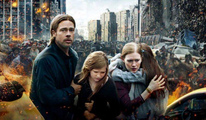 Brad Pitt ve David Fincher Dünyalar Savaşı Z 2 Filmi ile Yeniden Bir Arada!