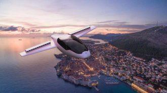 Dünyanın İlk Elektrikli Uçan Otomobili Kalkışa Hazır!