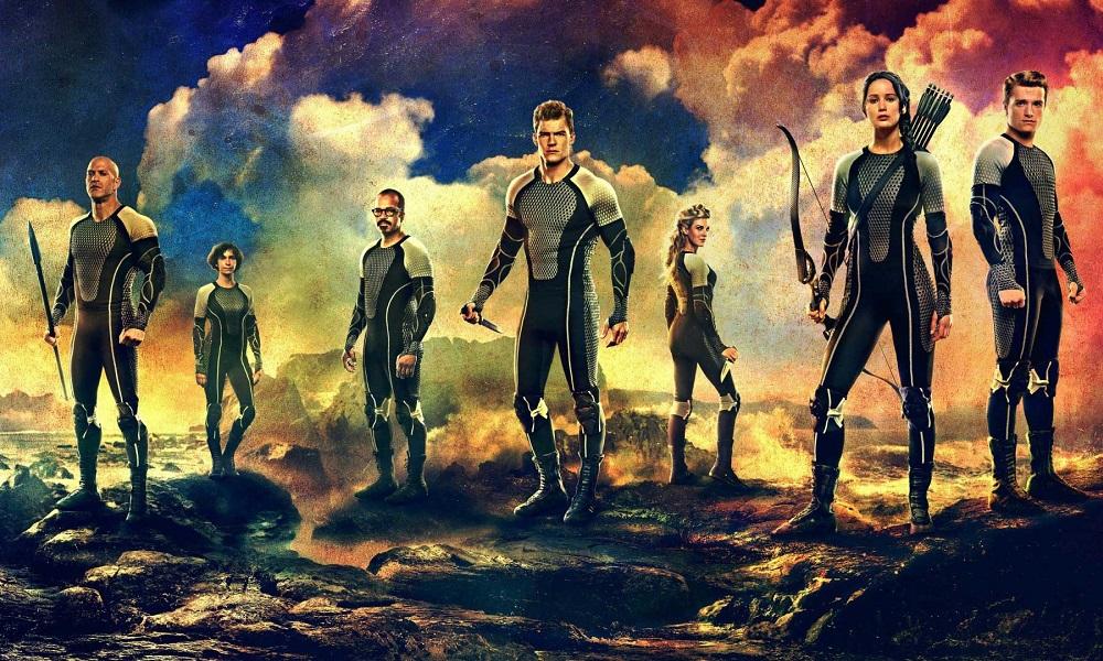 Açlık Oyunları (Hunger Games) Serisi