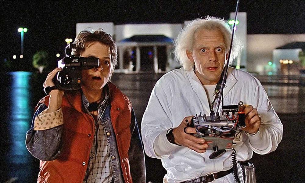 Geleceğe Dönüş (Back to the Future) Serisi