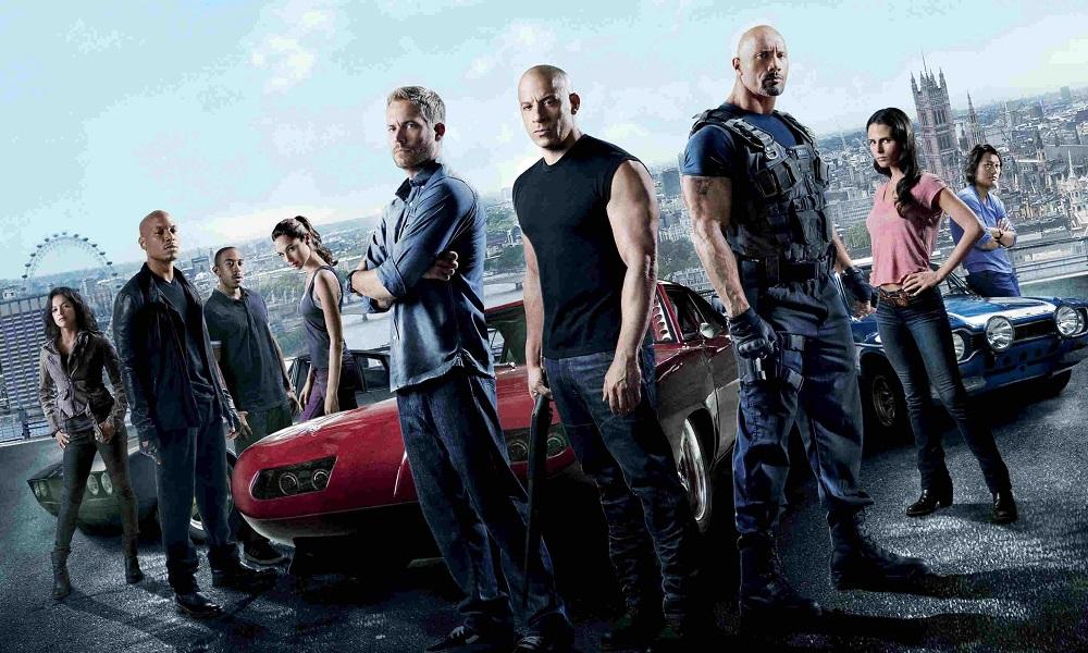Hızlı ve Öfkeli (The Fast and the Furious) Serisi