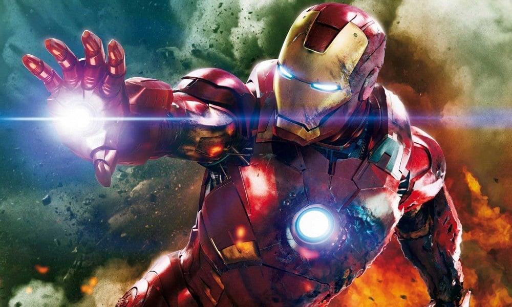 Iron Man Serisi