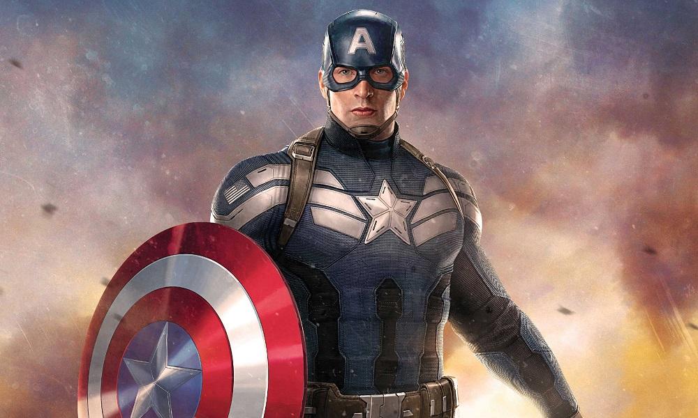 Kaptan Amerika (Captain America) Serisi