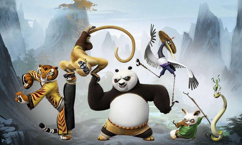 Kung Fu Panda Serisi