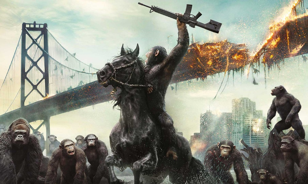 Maymunlar Cehennemi (Planet of the Apes) Serisi