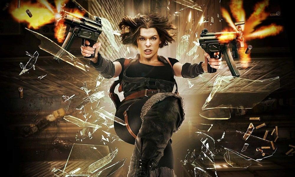 Ölümcül Deney (Resident Evil) Serisi