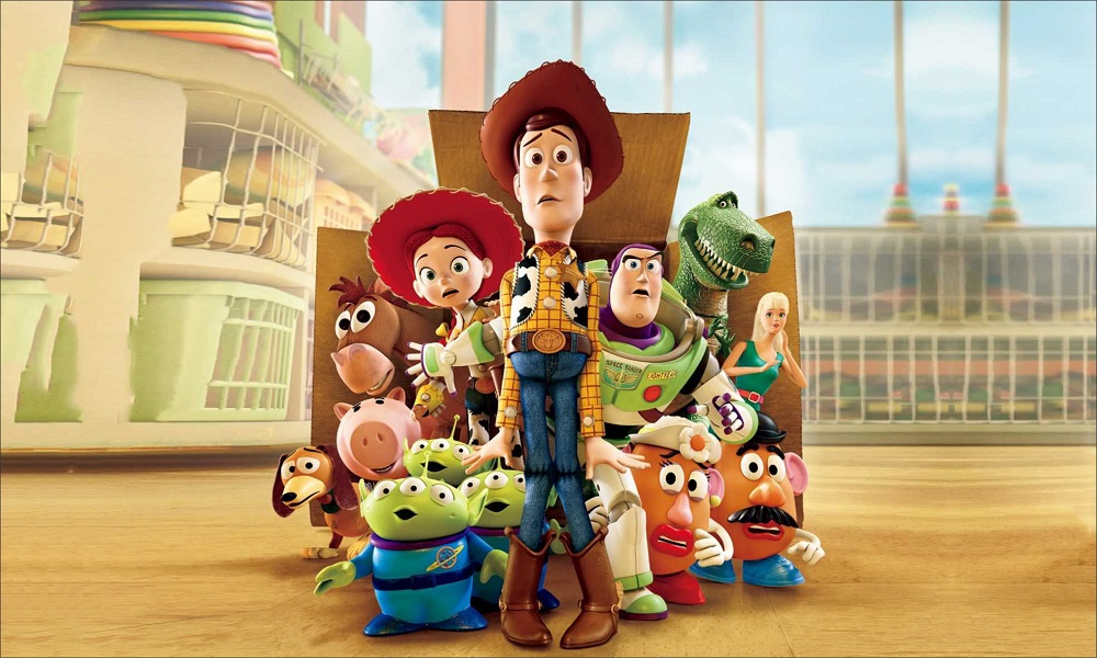 Oyuncak Hikayesi (Toy Story) Serisi