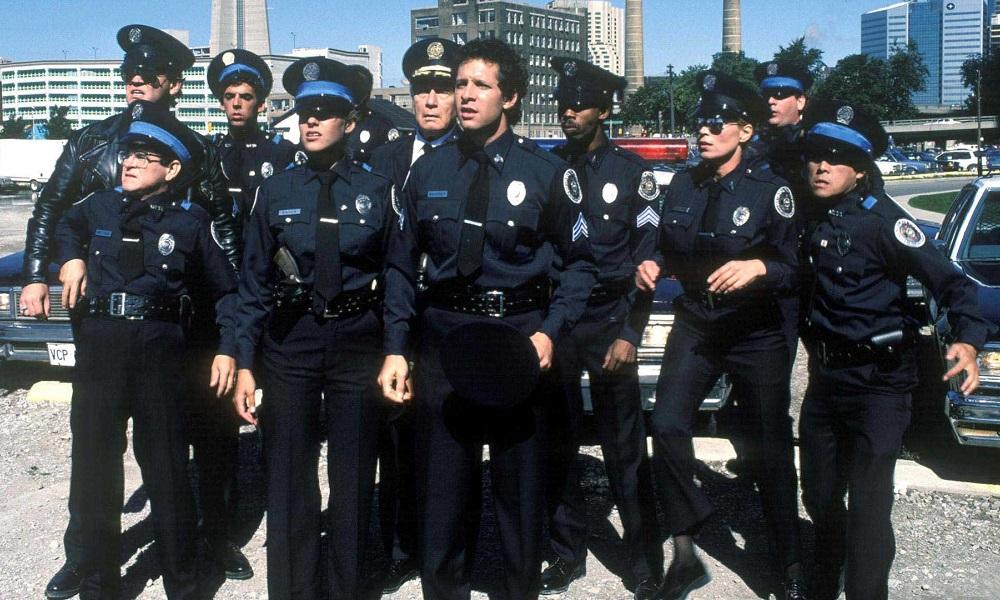 Polis Akademisi (Police Academy) Serisi