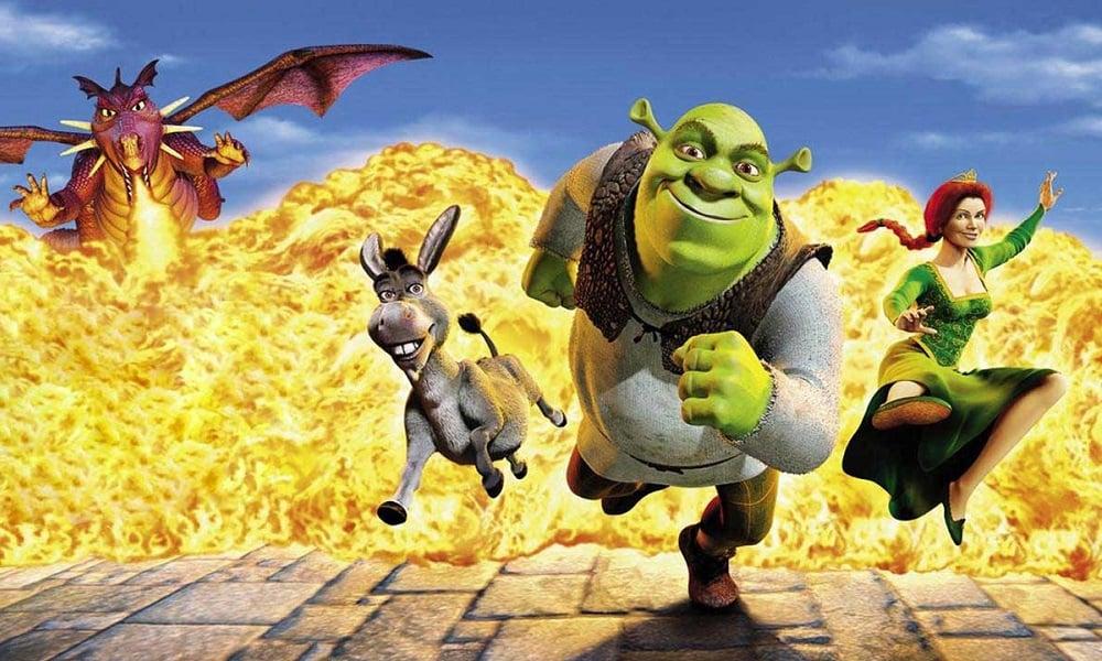 Shrek Serisi