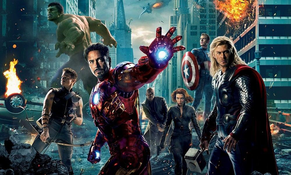 Yenilmezler (Avengers) Serisi
