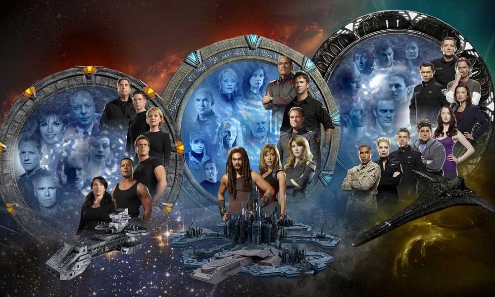 Yıldız Geçidi (Stargate) Serisi