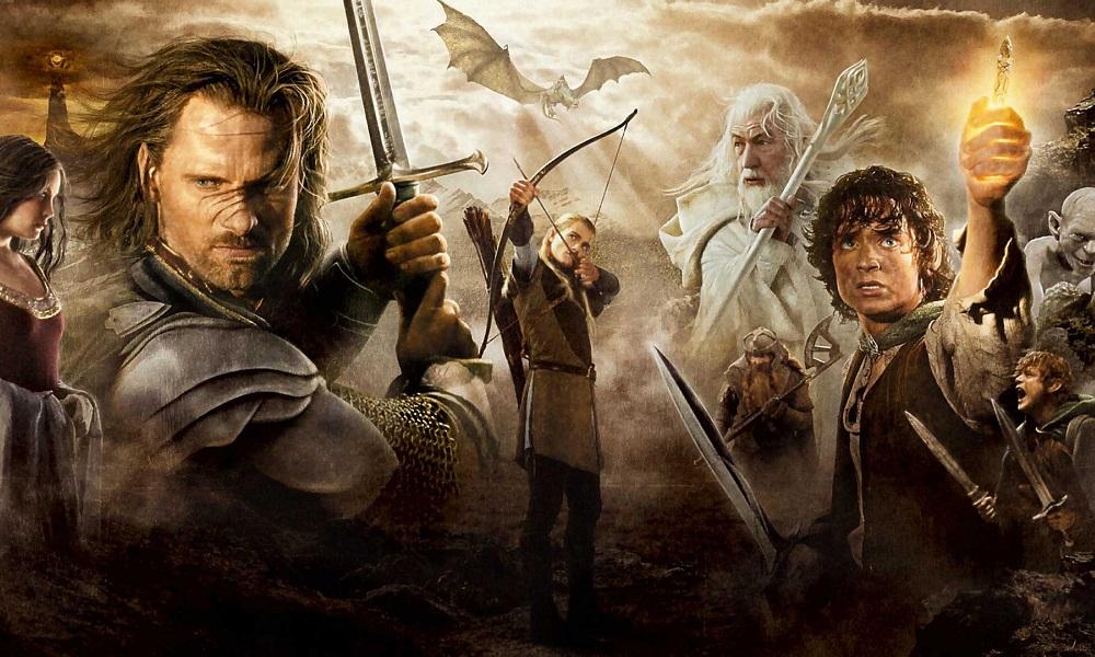 Yüzüklerin Efendisi (The Lord of the Rings) Serisi