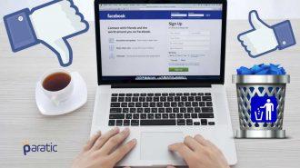 Facebook Hesabı Nasıl Kapatılır ve Dondurulur? [Silme, Kapatma ve Dondurma]