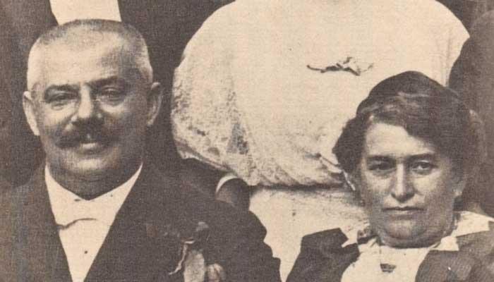 Franz Kafka'nın Annesi ile Babası