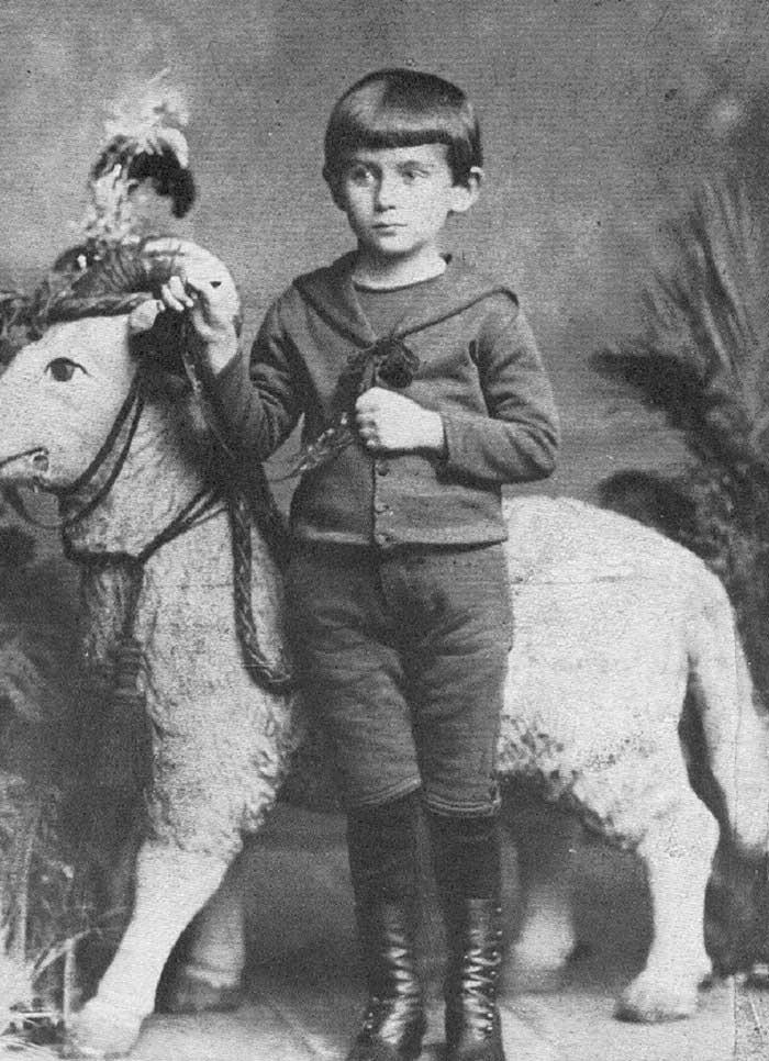 Franz Kafka'nın Çocukluğu