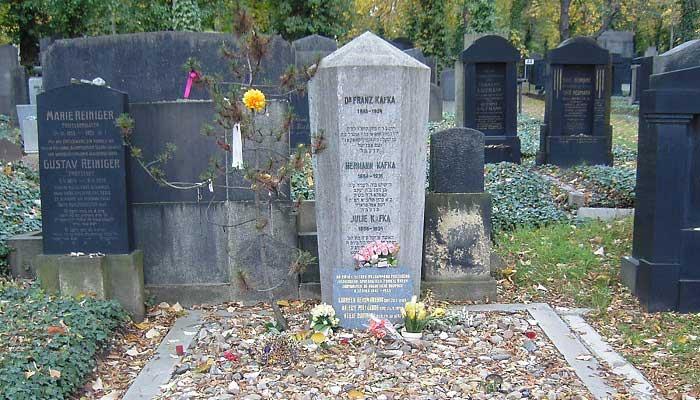 Franz Kafka'nın Mezarı