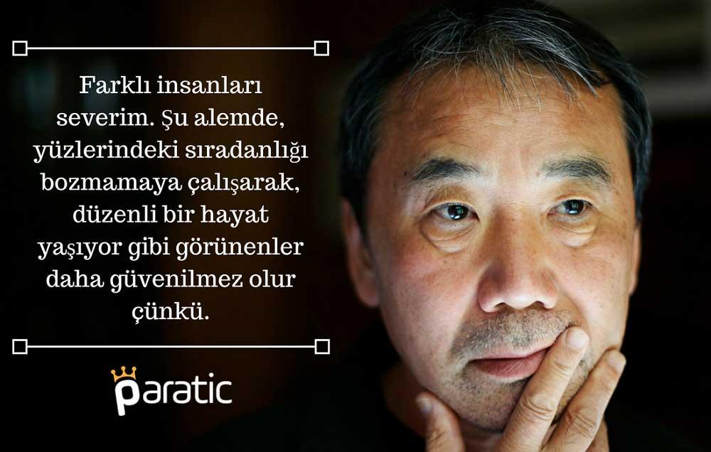 Haruki Murakami Sözleri