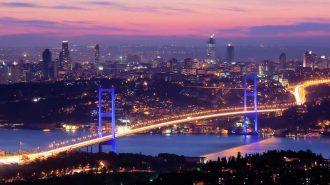 Muhteşem İstanbul Görüntüleri: Kıtaları Birbirine Bağlayan Yedi Tepeli Şehirden Manzaralar